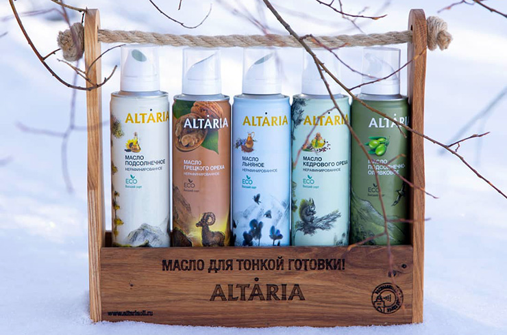 Масло Altaria